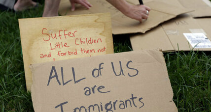 Immigrant parents sue Texas over US-born children's birth certificates