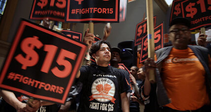 Is $15 minimum wage coming to a city near you?