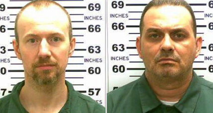 Bickering complicated life on the lam for escaped prisoners
