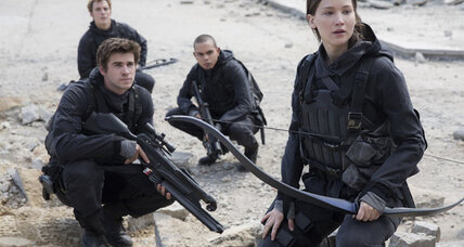 'The Hunger Games: Mockingjay – Part 2' trailer previews the series' final entry
