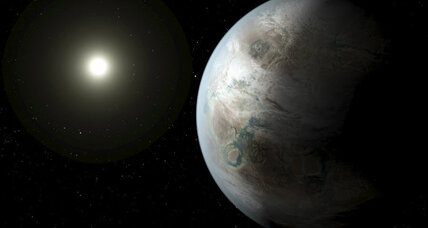 Kepler 452b: NASA finds 'cousin' to Earth in age-old quest for other worlds