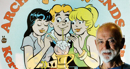 Artist behind 'Archie' comics dies. What has fictional red-headed teen meant to readers?