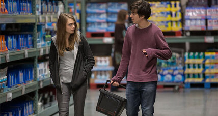'Paper Towns' is a mild coming-of-age tale