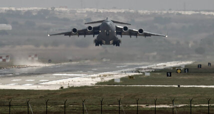 US military can now strike Islamic State out of Turkey, officials say