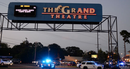 Two shot dead at Lafayette movie theater: What do we know now?