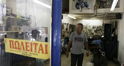 Eurozone exit averted, but for Greek businesses, outlook is still bleak