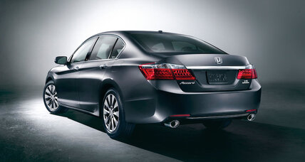 2016 Honda Accord gets a new look, loads more tech