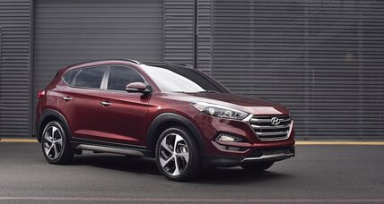 2016 Hyundai Tucson: a stylish compact crossover at a competitive price