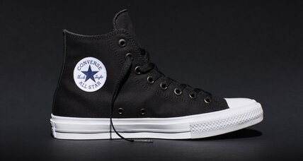 After 98 years, Converse adds comfort to Chuck Taylors