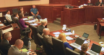 Spotlight in Aurora theater shooting trial shifts to jury (+video)
