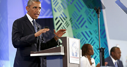 Obama in Kenya: Why the US is investing $500 million in African women