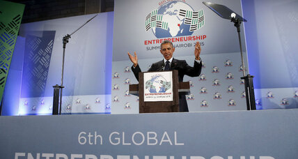 Why 200 American investors have joined Obama in Kenya