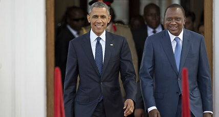 Obama chides Africa for discriminating against homosexuals