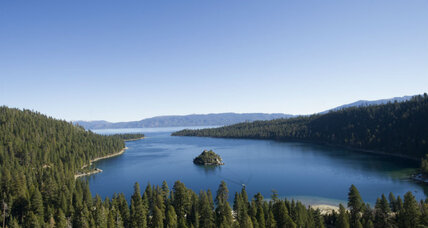 Why Lake Tahoe is so blue (and how to measure it)