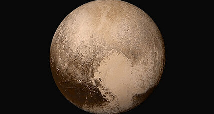 Astounding New Horizons photos reveal Pluto's atmosphere, surface