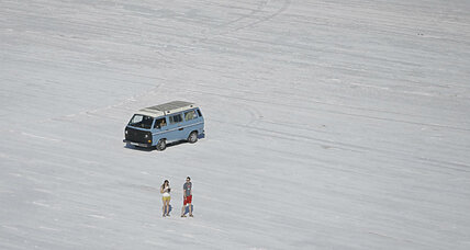 Bonneville Salt Flats: Are they losing salt?