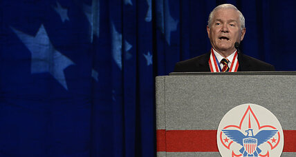 Boy Scouts vote: Will ban on gay adult leaders be lifted?