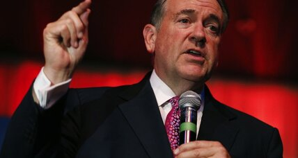 Mike Huckabee compares Iran deal to Holocaust. Obama's response