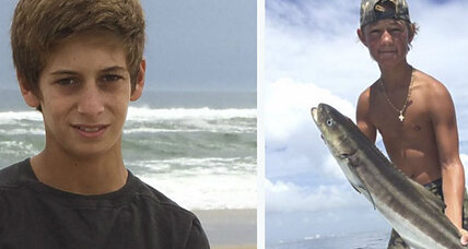 Missing Florida teens: What to do if stranded at sea (+video)