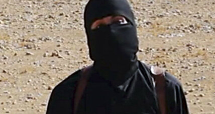 Why did 'Jihadi John' flee Islamic State?