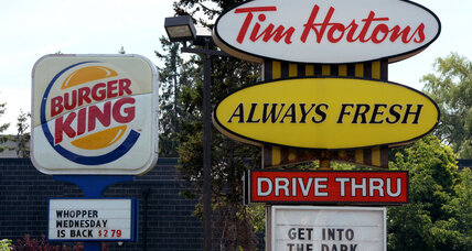 Burger King, Tim Hortons bring home the bacon in second quarter sales