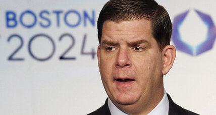 Boston mayor says he won't have taxpayers cover any Olympic overruns (+video)