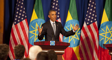 Obama pushes for end to crisis in South Sudan