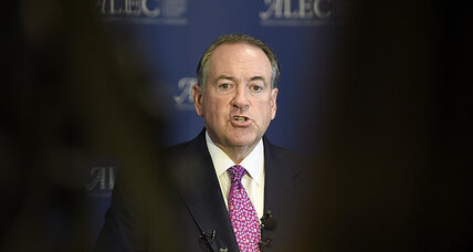 Why Huckabee's Holocaust rhetoric has fallen flat in Israel (+video)