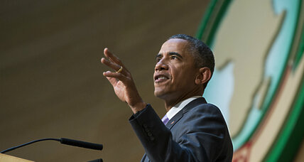 Obama to African leaders: No one should be president for life