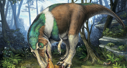 Scientists unlock secrets of dinosaurs' powerful chomp