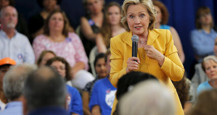 Clinton dodges Keystone XL question: Where do other candidates stand?