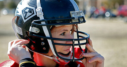 With hiring of Jen Welter, NFL's Arizona Cardinals make history (+video)