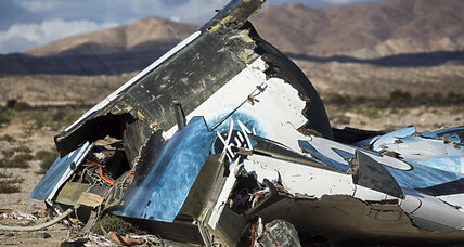Virgin Galactic crash: NTSB says pilot error was partially to blame