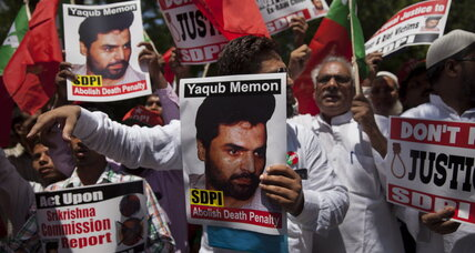 Hindu-Muslim feelings raw as India awaits Yakub Memon hanging