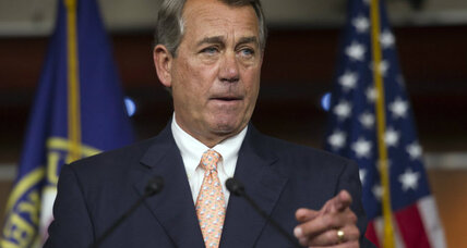Down with Boehner? GOP congressman launches bid to oust House Speaker