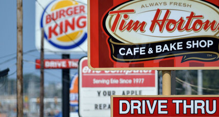 Fast food visits continue to decline in US