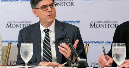 Lew defends Obama's Iran deal ... and Treasury's overhaul of $10 bill