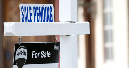 US pending home sales dip, but economists say not to fret