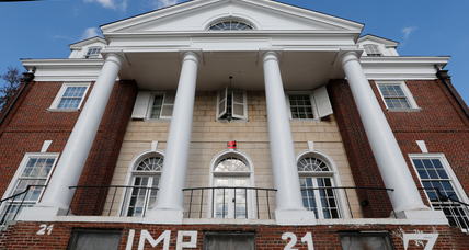 Rolling Stone sued: UVA fraternity brothers sue over retracted rape story