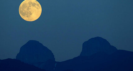 'Blue moon': Where does that phrase come from?