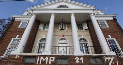 UVA grads suing Rolling Stone say they suffered 'vicious, hurtful attacks' (+video)