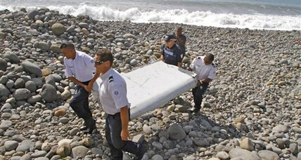 Debris clues: Are they searching for MH370 in the right place? (+video)