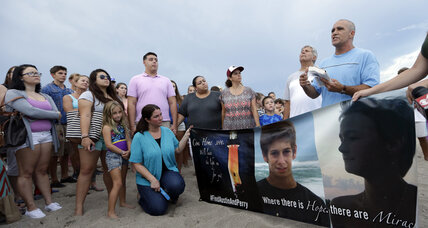 Families of teens missing at sea cling to stories of miracle rescues