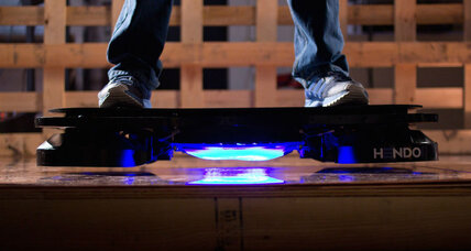 Lexus to unveil hoverboard. How does it work?