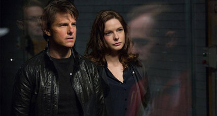 'Mission: Impossible – Rogue Nation' stunts: What Tom Cruise is thinking? (+video)