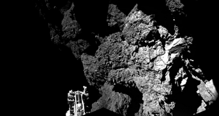 As comet 67P cools, one last-ditch effort to call Philae