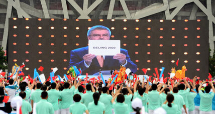 Why choice of Beijing to host 2022 Winter Olympics worries even IOC