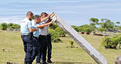 Debris found on beach could help unlock the mystery of Flight MH370