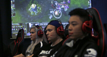 Universities create new scholarships for 'e-sports' athletes
