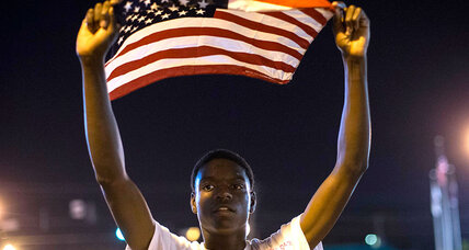Looking back on Ferguson
